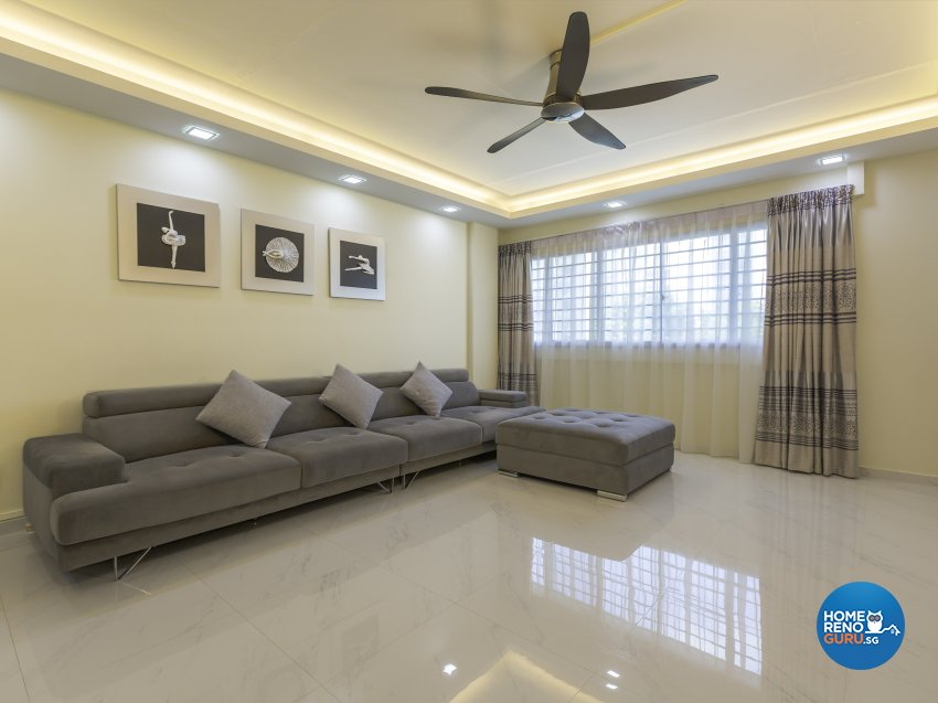 Summit Design Studio-HDB 5-Room package