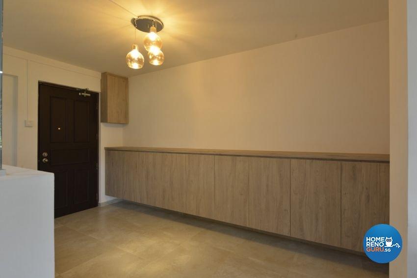 Modern Design - Living Room - HDB 5 Room - Design by Summit Design Studio
