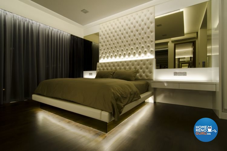 Contemporary, Modern Design - Bedroom - HDB 5 Room - Design by Summit Design Studio