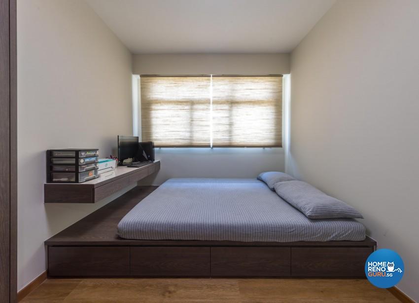Minimalist, Scandinavian Design - Bedroom - Others - Design by Swiss Interior Design Pte Ltd
