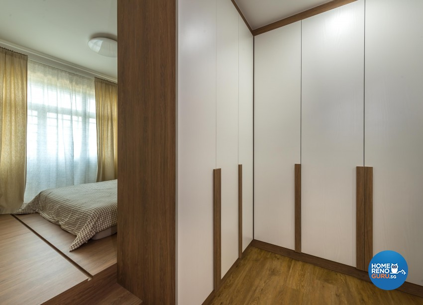 Minimalist, Scandinavian Design - Bedroom - Others - Design by Swiss Interior Design Pte Ltd