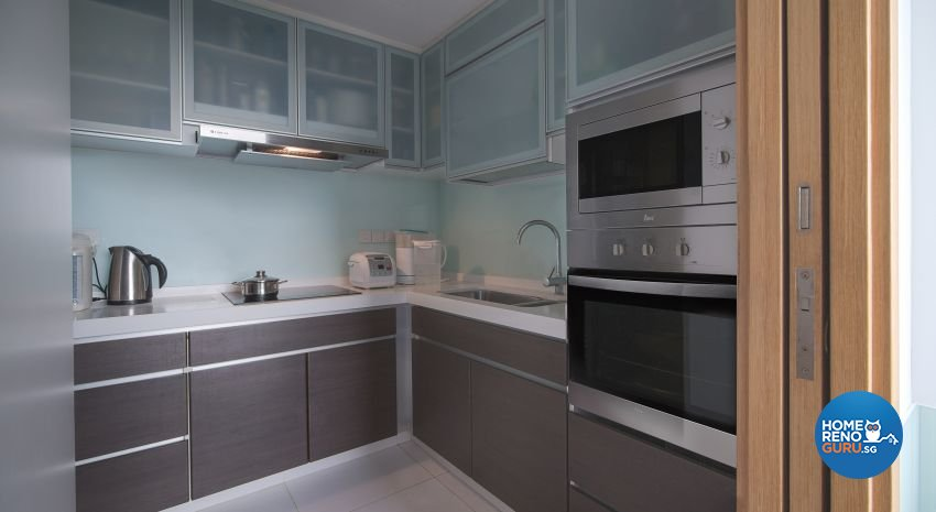 Modern Design - Kitchen - Landed House - Design by Swiss Interior Design Pte Ltd