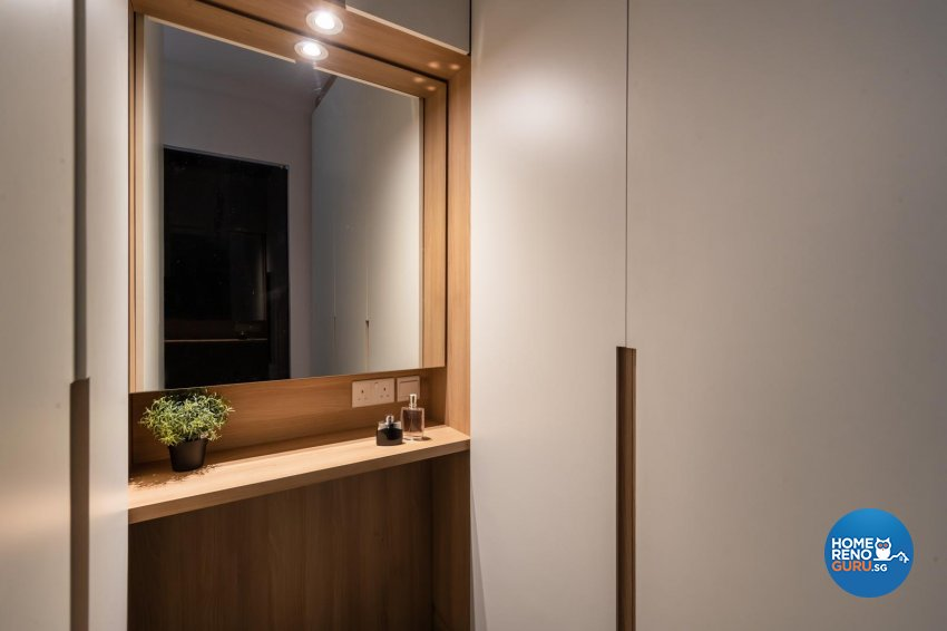 Contemporary, Modern Design - Bedroom - HDB 5 Room - Design by Swiss Interior Design Pte Ltd