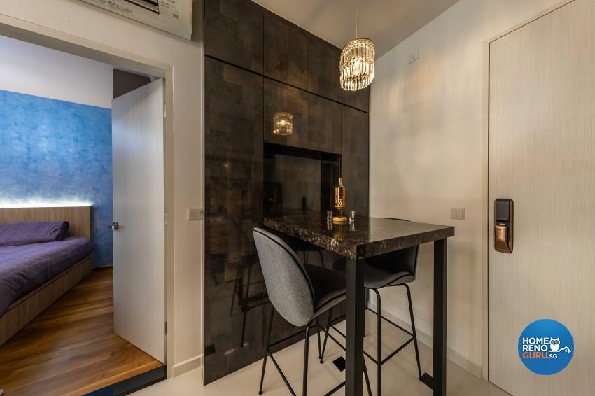 Modern Design - Dining Room - Condominium - Design by Swiss Interior Design Pte Ltd