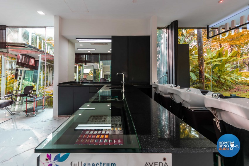 Modern Design - Commercial - Retail - Design by Swiss Interior Design Pte Ltd