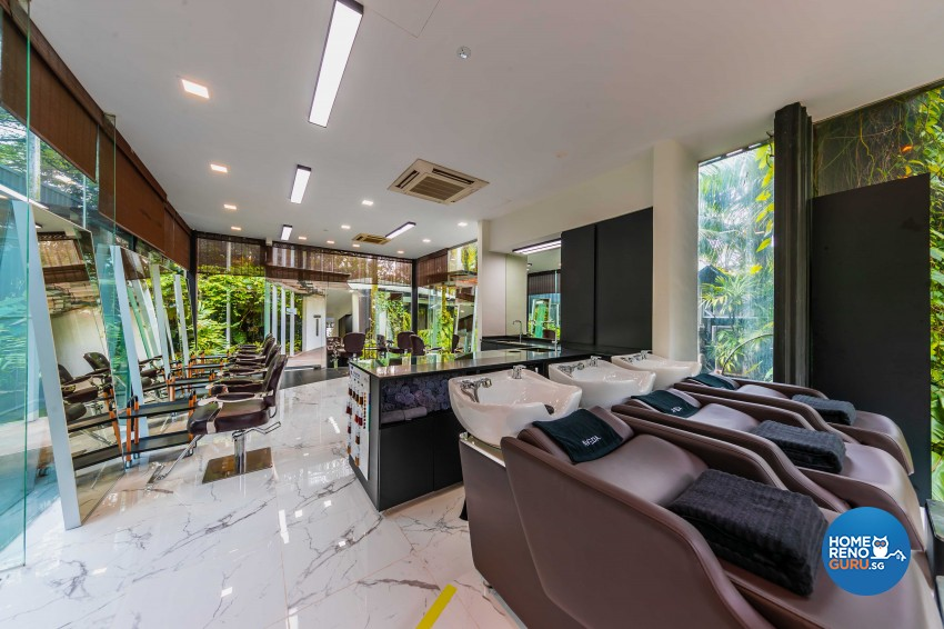 Modern Design - Commercial - Retail - Design by Swiss Interior Design Pte Ltd