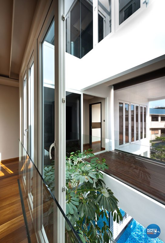 Contemporary, Modern Design - Living Room - Landed House - Design by Taims Interior Pte Ltd