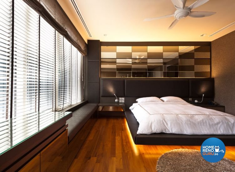 Contemporary, Modern Design - Bedroom - Landed House - Design by Taims Interior Pte Ltd