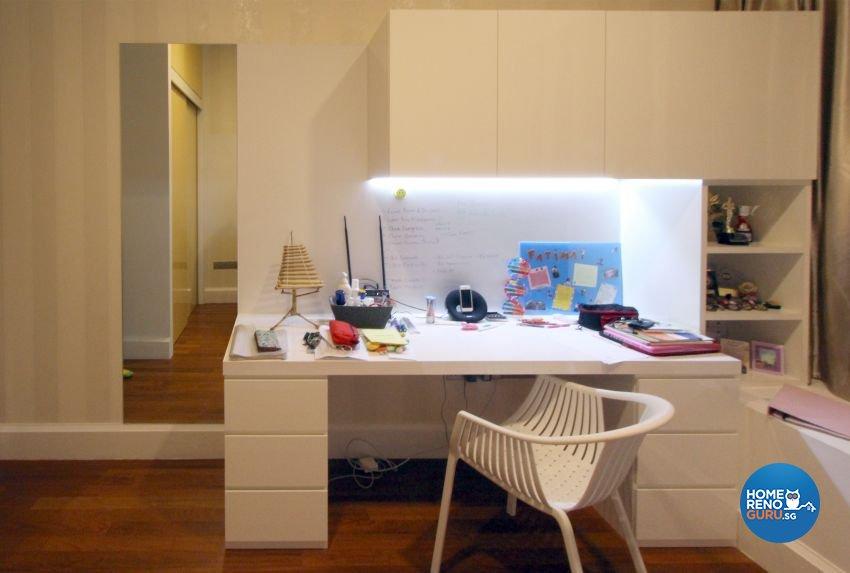 Modern, Resort, Tropical Design - Bedroom - Condominium - Design by Takeji Design Pte. Ltd.