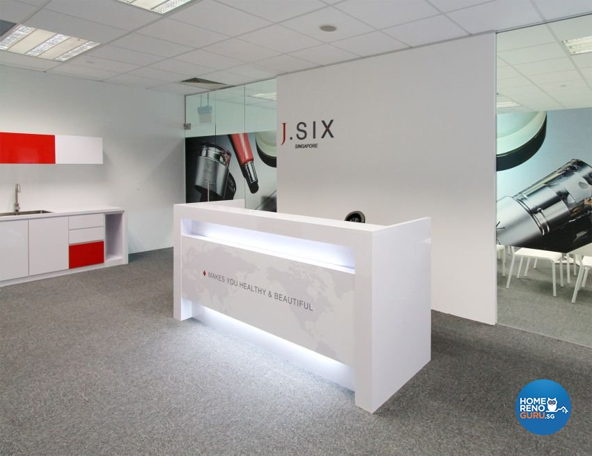 Modern Design - Commercial - Office - Design by Takeji Design Pte. Ltd.
