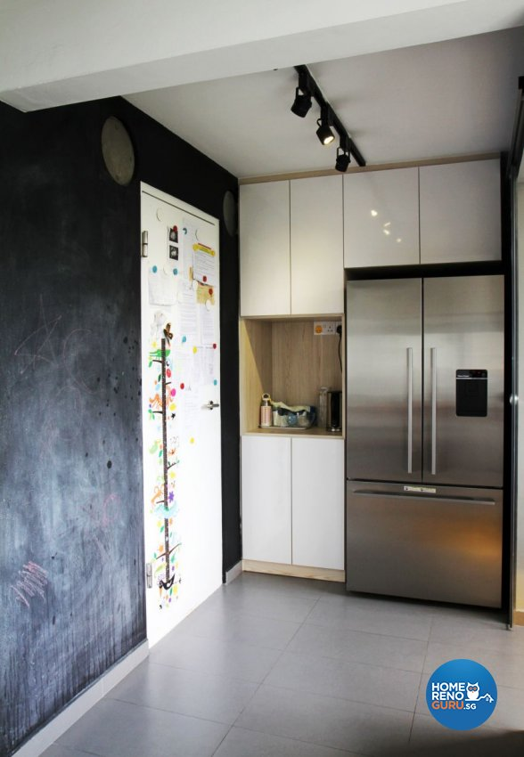 Minimalist Design - Kitchen - Condominium - Design by ted iD Pte Ltd