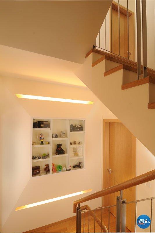 Contemporary, Modern Design - Bedroom - Landed House - Design by The Design Ministry Pte Ltd