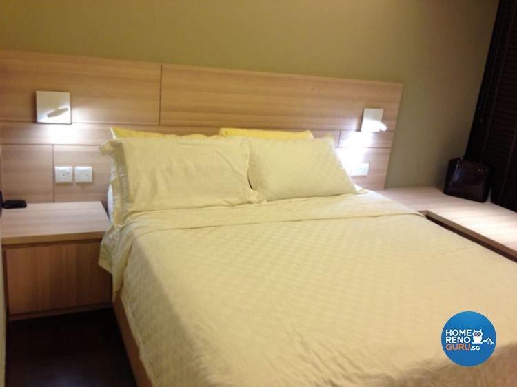 Contemporary, Modern Design - Bedroom - HDB 5 Room - Design by The Interarch Design Pte Ltd