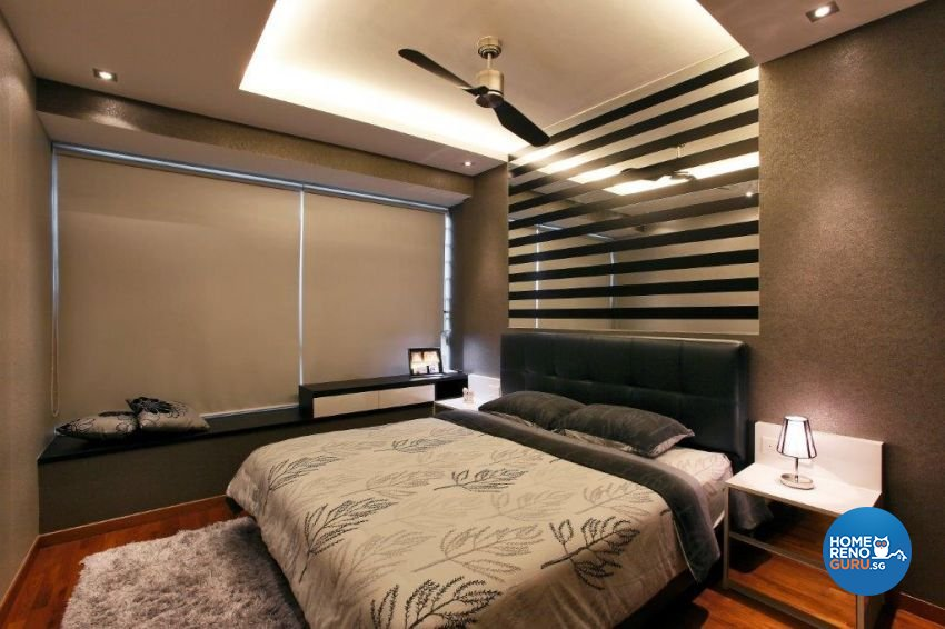 Contemporary, Modern Design - Bedroom - Condominium - Design by The Interior Lab Pte Ltd