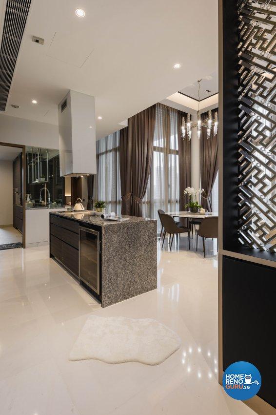 Modern, Others Design - Kitchen - Condominium - Design by The Interior Place Pte Ltd