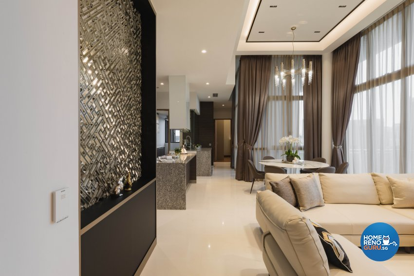 Modern, Others Design - Dining Room - Condominium - Design by The Interior Place Pte Ltd