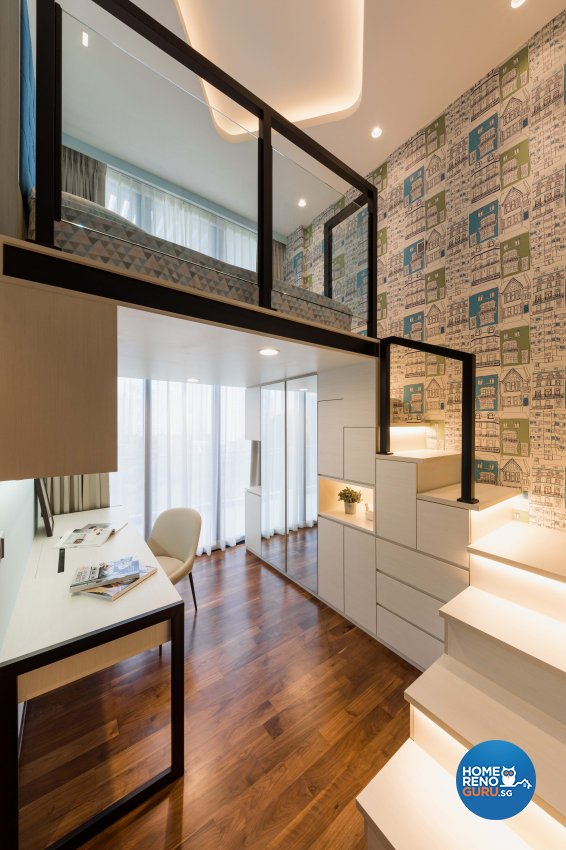Modern, Others Design - Bedroom - Condominium - Design by The Interior Place Pte Ltd