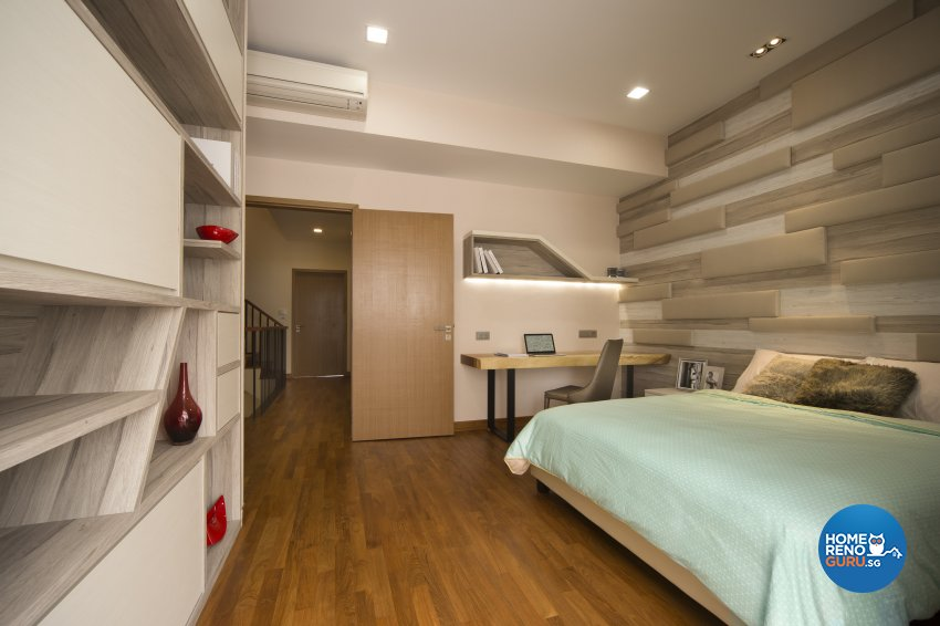 Classical, Modern Design - Bedroom - Landed House - Design by The Interior Place Pte Ltd