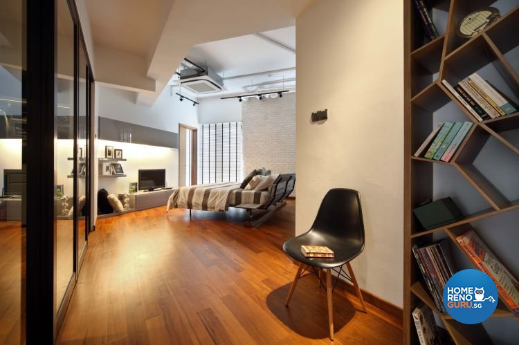 Contemporary, Modern Design - Bedroom - Landed House - Design by The Interior Place Pte Ltd