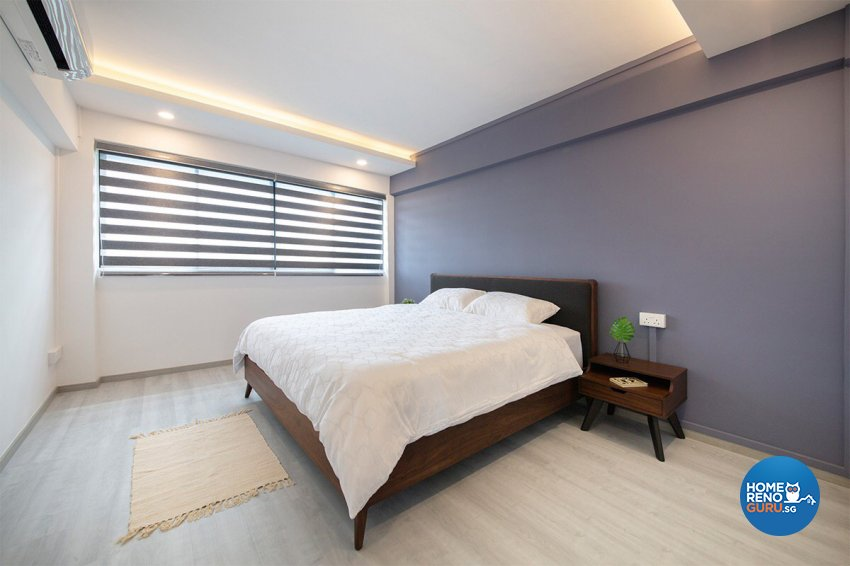 Modern Design - Bedroom - HDB 5 Room - Design by The Interior Place Pte Ltd