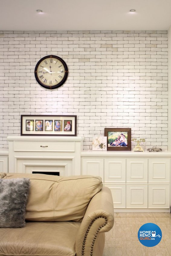 Modern, Victorian Design - Living Room - Landed House - Design by The Interior Place Pte Ltd