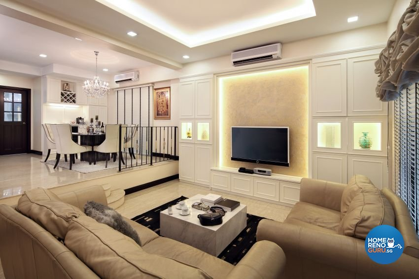 The Interior Place Pte Ltd Inter Terrace Landed House 2698