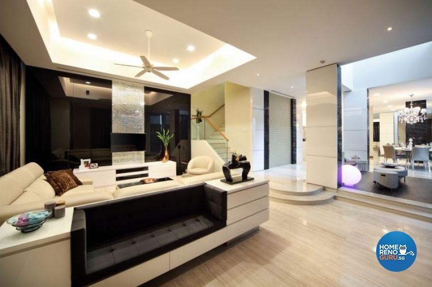 The Interior Place Pte Ltd Landed Project 464 Singapore Interior