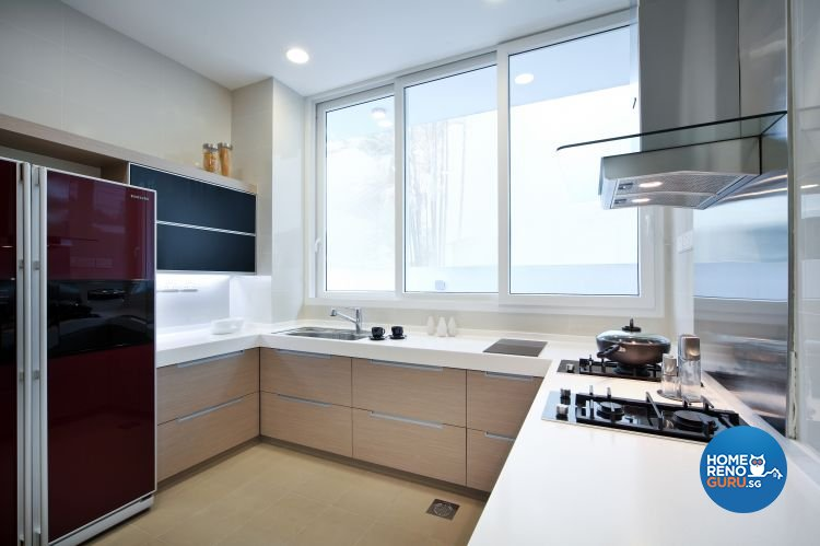 The Interior Place Pte Ltd-Kitchen and Bathroom package