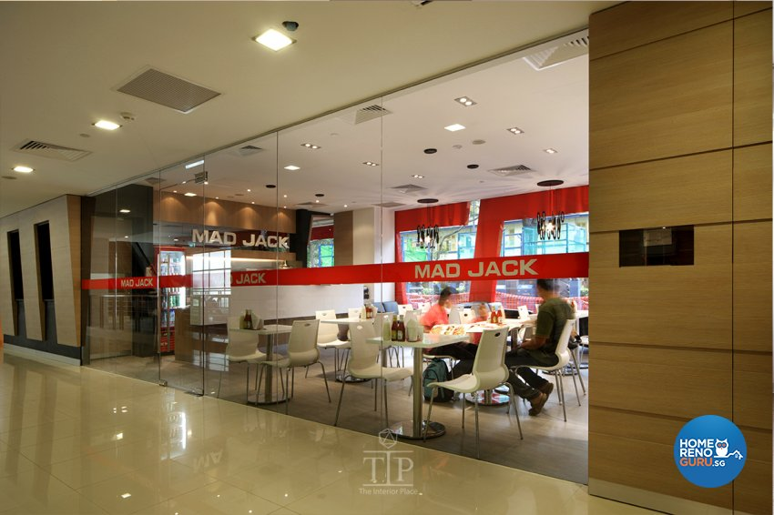 Minimalist, Modern Design - Commercial - F&B - Design by The Interior Place Pte Ltd