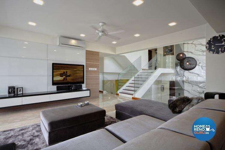 The Interior Place Pte Ltd-Condominium package