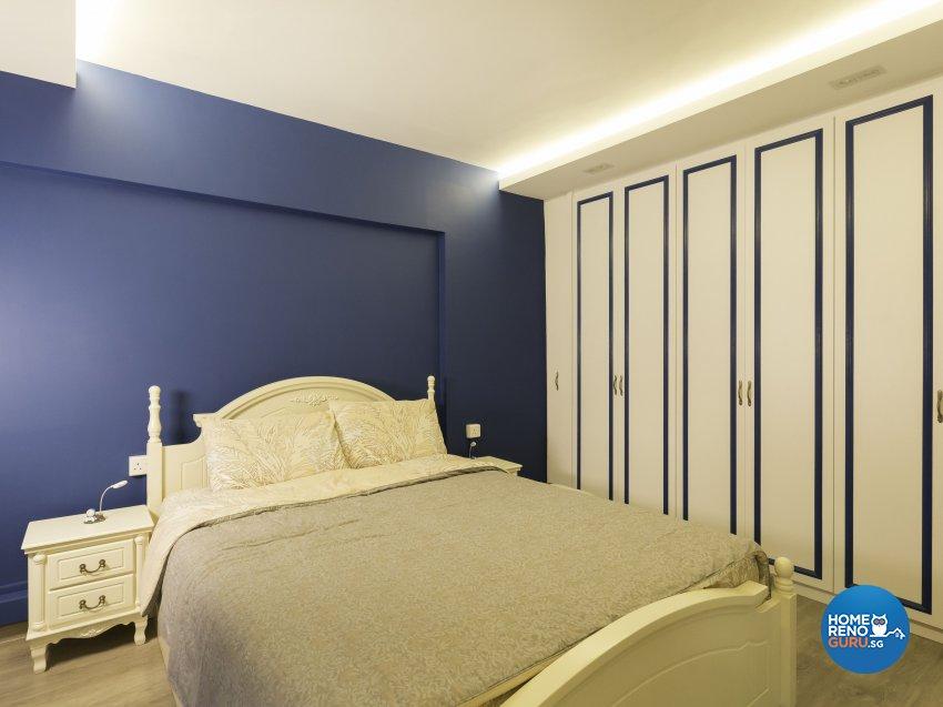 Scandinavian Design - Bedroom - HDB 3 Room - Design by The Mind Design Pte Ltd