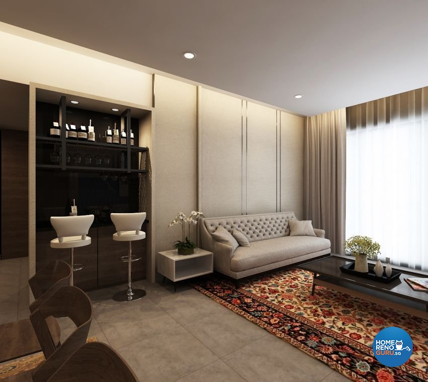 Condo Interior Design Condominium Interior Design Singapore