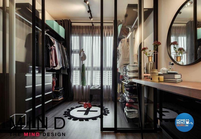 condominium by the mind design pte ltd
