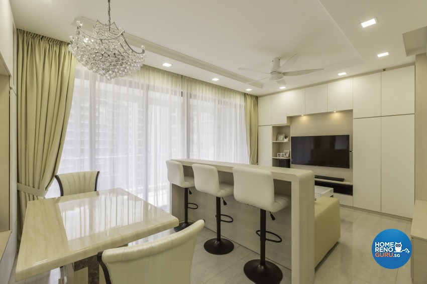 The Mind Design Pte Ltd-HDB 3-Room package