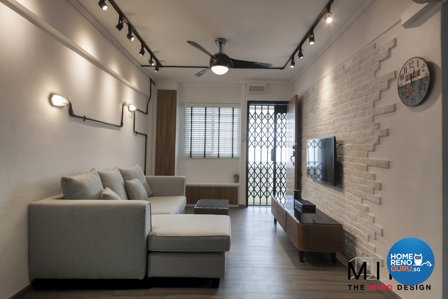 The Mind Design Pte Ltd Resale 3 Room Hdb Haig Road 3483 Singapore Interior Design Gallery Homerenoguru