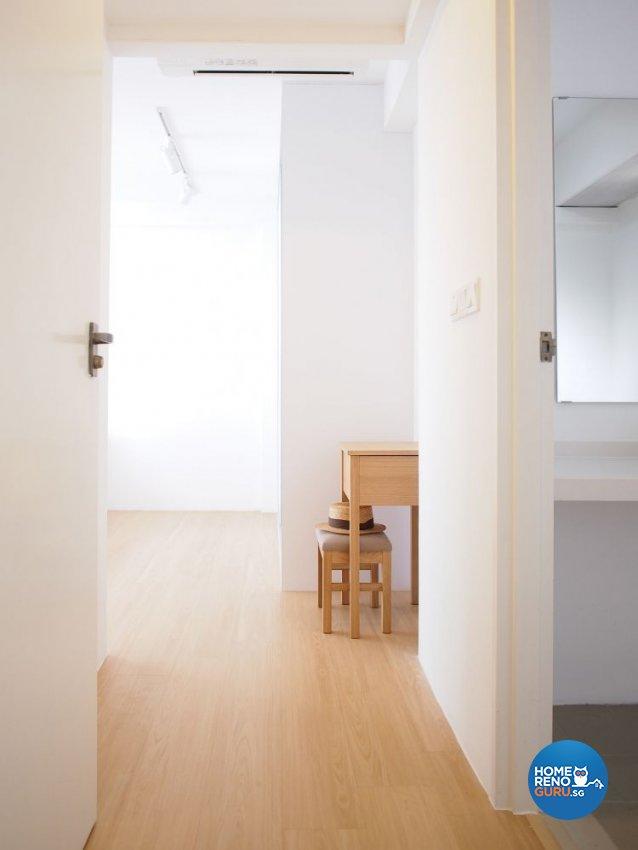 Singapore interior design gallery design details for Minimalist interior design hdb