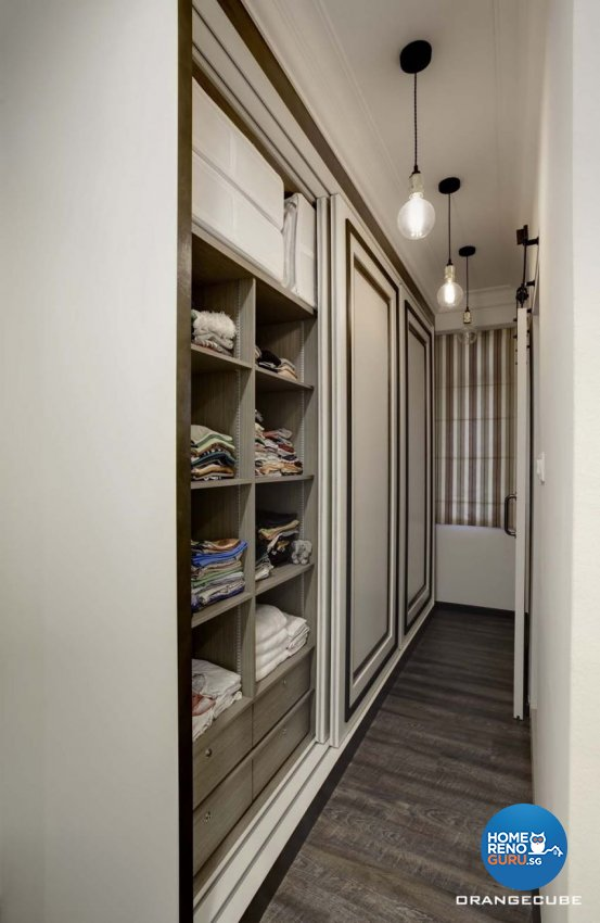 Contemporary, Scandinavian Design - Bedroom - Condominium - Design by The Orange Cube Pte Ltd