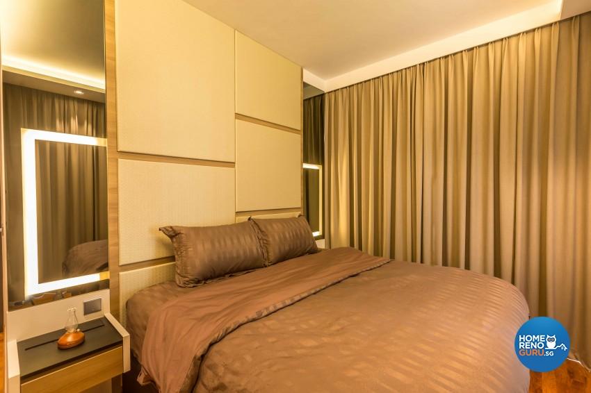 Contemporary, Modern Design - Bedroom - Condominium - Design by The Orange Cube Pte Ltd