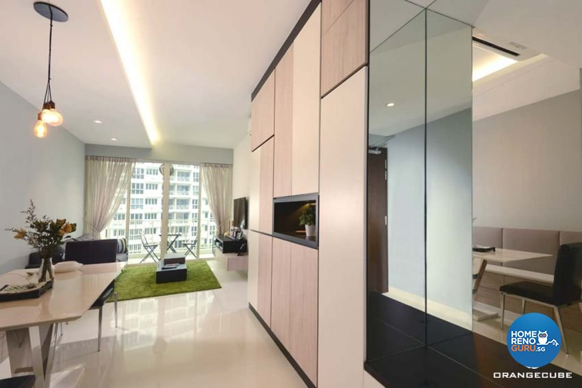 Contemporary Design - Dining Room - Condominium - Design by The Orange Cube Pte Ltd