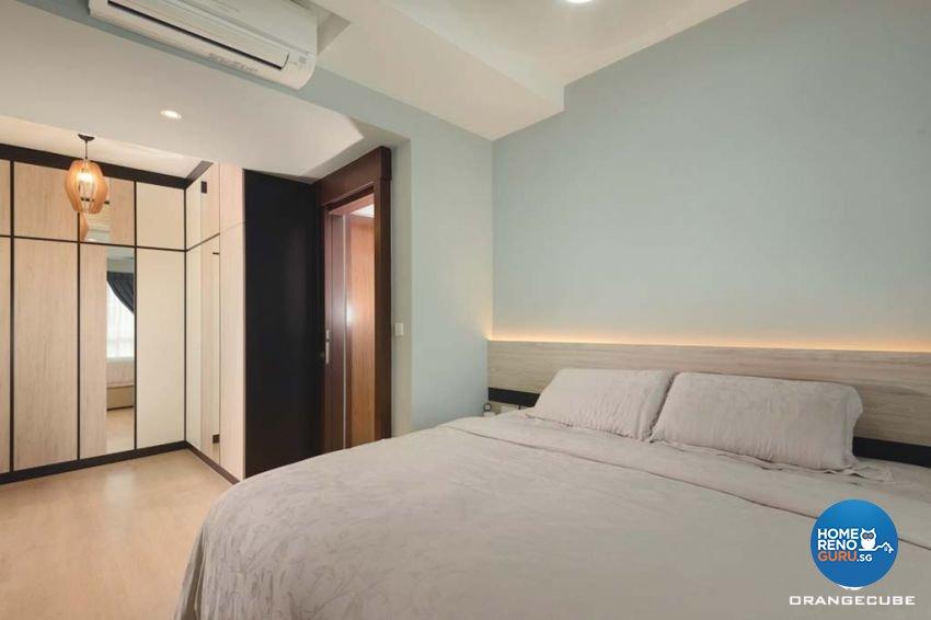 Contemporary Design - Bedroom - Condominium - Design by The Orange Cube Pte Ltd