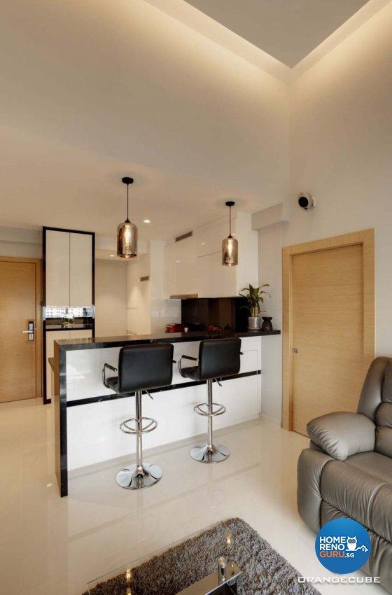Contemporary Design - Dining Room - Condominium - Design by The Orange Cube Pte Ltd