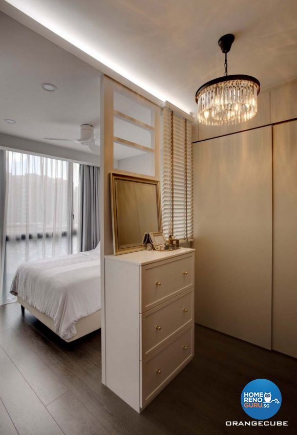 Contemporary Design - Bedroom - Condominium - Design by The Orange Cube Pte Ltd