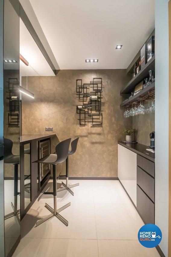Classical Design - Kitchen - Condominium - Design by The Orange Cube Pte Ltd