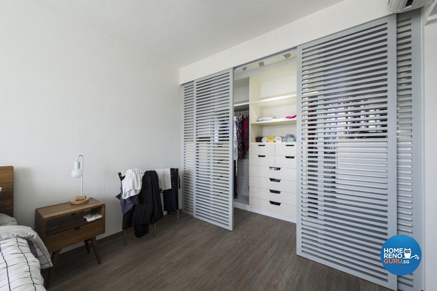 Country, Minimalist, Rustic Design - Bedroom - HDB 5 Room - Design by TBG Interior Design