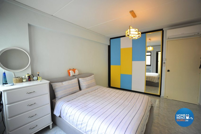 Others, Retro Design - Bedroom - HDB 4 Room - Design by TBG Interior Design