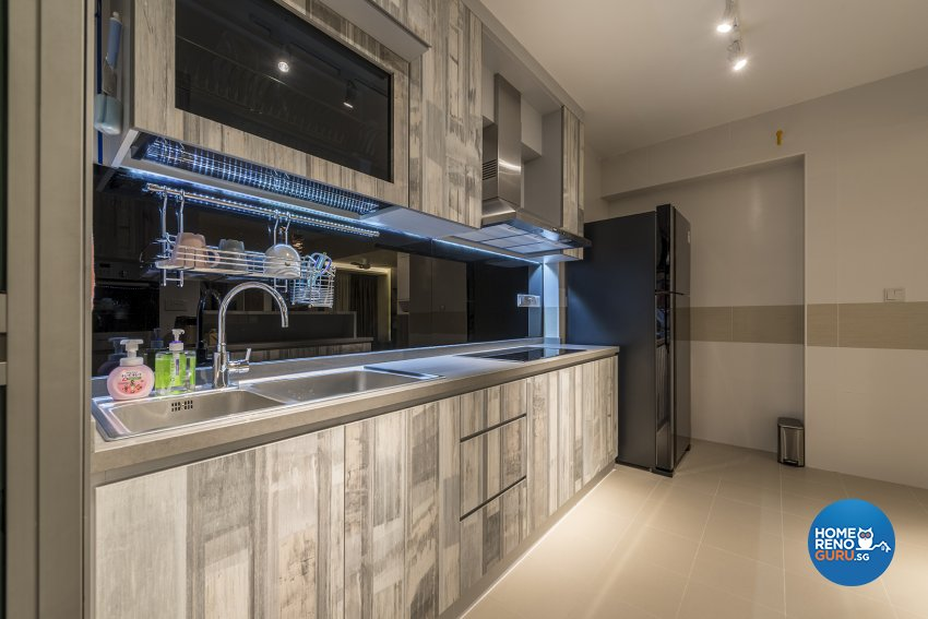 Modern, Others Design - Kitchen - HDB 4 Room - Design by TBG Interior Design