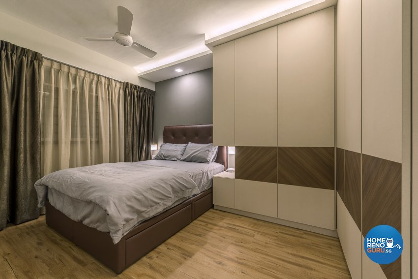 Modern, Others Design - Bedroom - HDB 4 Room - Design by The Two Big Guys LLP