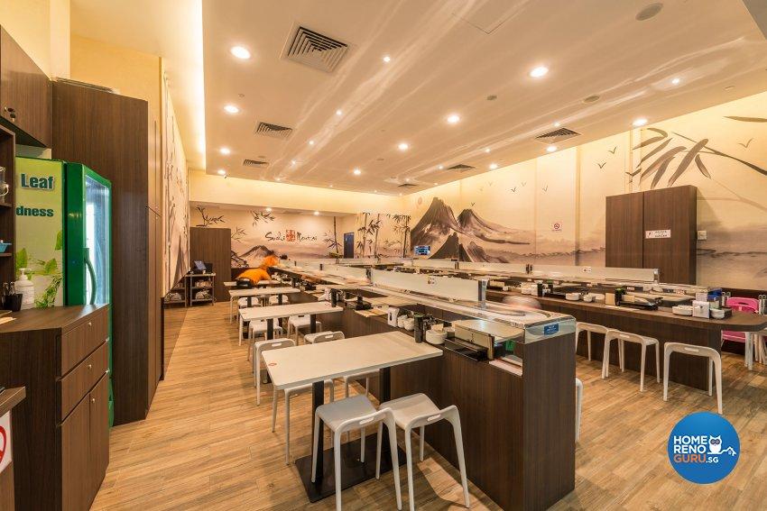 Modern Design - Commercial - Retail - Design by TBG Interior Design