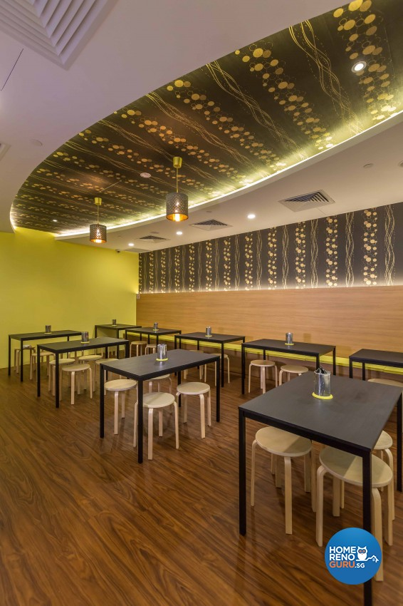 Modern Design - Commercial - F&B - Design by TBG Interior Design