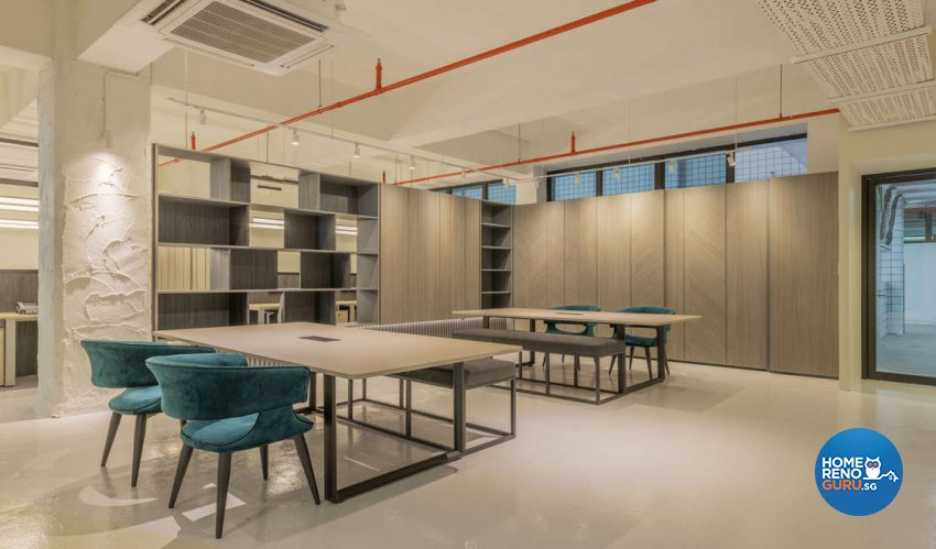 Contemporary, Minimalist, Modern Design - Commercial - Office - Design by TKB Contractor Pte Ltd
